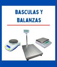 BASCULAS / BALANZAS