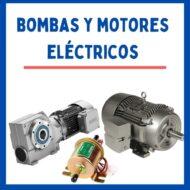 Bombas / Motores Eléctricos