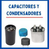 Capacitores / Condensadores