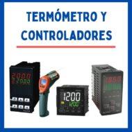 Termómetros y Controladores