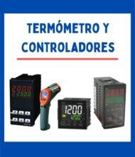 TERMOMETROS / CONTROLADORES